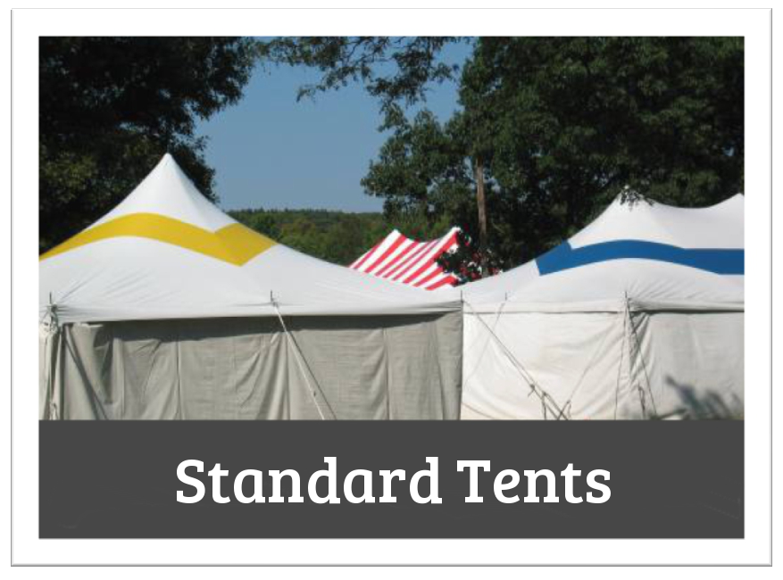 standard-tents & Tent and Misc. Rental - Jamestown Awning and Party Tents