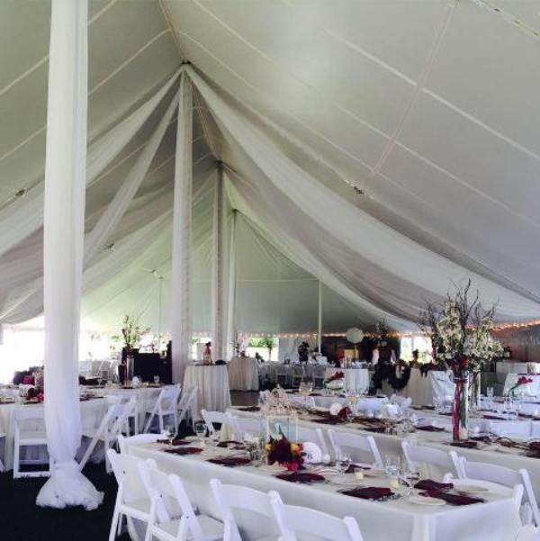 Draping Inside Tent Combo