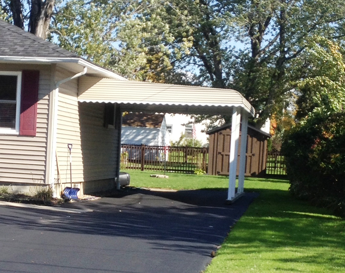 aluminum carport awning jamestown awning and. Black Bedroom Furniture Sets. Home Design Ideas