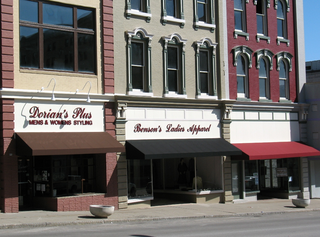 awning hoffman building and for awnings commercial buildings apartment a entrance canopies